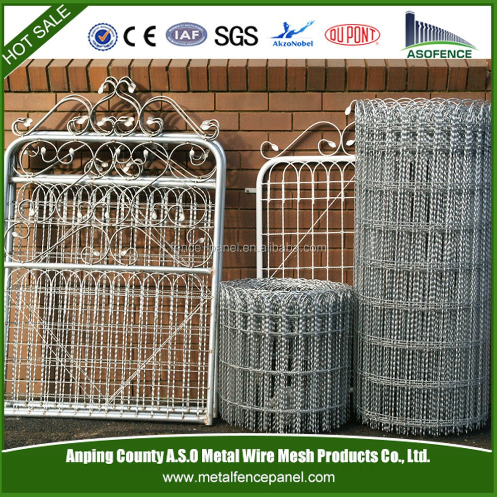Steel garden mesh yard ornamental wire fence buy yard ornamental wire fence galvanized wire mesh roll wire fencing decorative wire fence product on