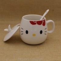 Cheap Hello Kitty Porcelain Tea Coffee Cup Ceramic Mug ...