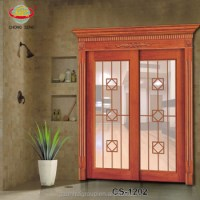Sliding Wooden Main Door Grill Gate Designs - Buy Main ...