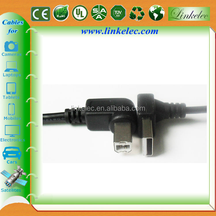 Usb Cable Awm Right Angle Cable Wiring Diagram Cable Usb - Buy Usb