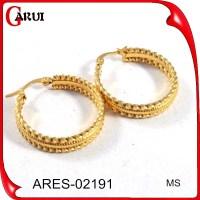 5 Grams Gold Earrings Addiga Indian Jewellery Blog ...