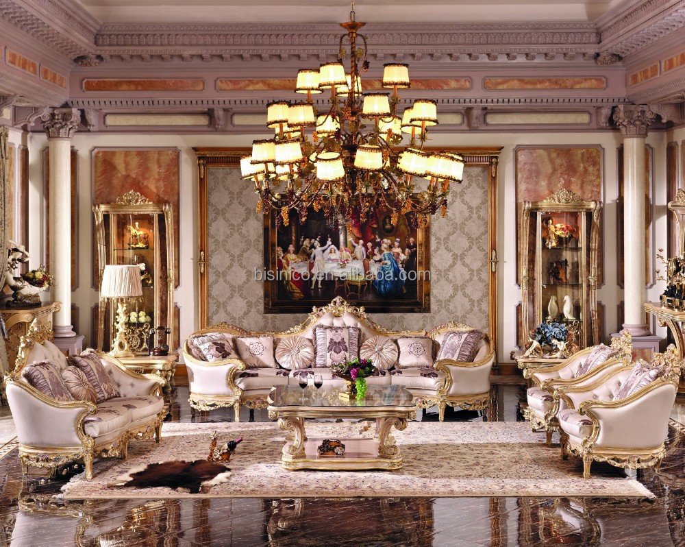 Living Room In French Luxury French Baroque Bright Color Living Room Sofa Set Royal Palace Hand Carved Fabric Sofa European Living Room Furniture Buy Living Room Sofa