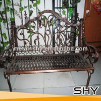 Antique Wrought Iron Indoor Furniture