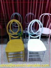 Phoenix Chair Gold Plastic Chair Gold Phoenix Chair - Buy ...