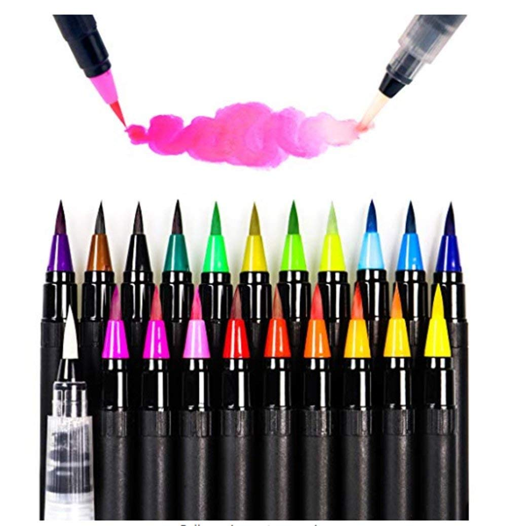 Colored Water Brush Cheap Watercolor Water Brush Find Watercolor Water Brush Deals On