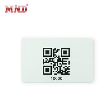 Mdc912 Sample Barcode Membership Cards - Buy Barcode