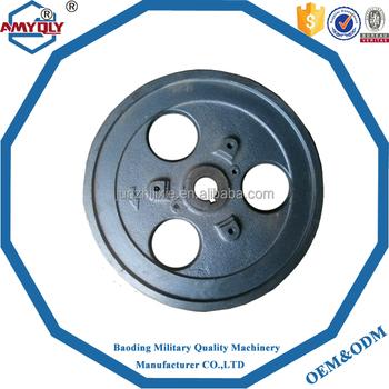Oem Design Iron 10kg Flywheel For Zh1115 Diesel Engine - Buy