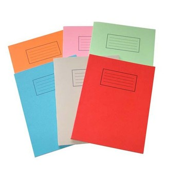 Custom Cheap Free Sample School Paper Notebooks From Factory