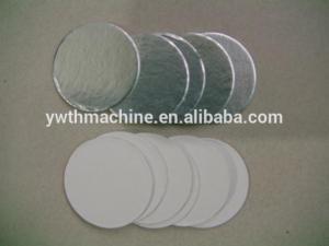 Aluminum Foil Sealing Gasket Induction Seal Liner Cap Gasket
