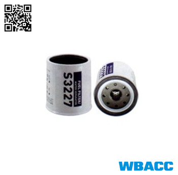 Wbacc Filter Good Quality Diesel Fuel Filter S3227 For Racor - Buy