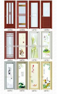 Aluminium Washroom Doors & Product Image