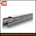 Slotted PVC Wire Duct/Slotted PVC Cable Channel/pvc electrical channel for cable