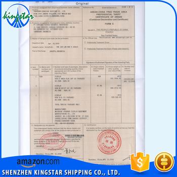Service Cambodia Certificate Of Origin Printing Form E - Buy - Certificate Of Origin Forms