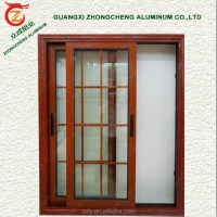Glass Aluminum Windows And Window Grill Design With ...
