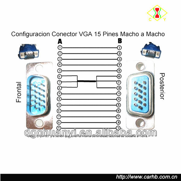 Vga Cable Soldering Diagram Wiring Diagram