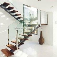 Modern Staircase Design Under Staircase Treads Indoor Wood ...