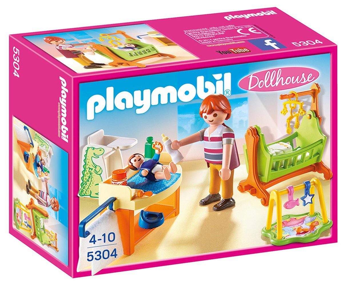 5302 Playmobil Buy Playmobil Baby Room With Mobile In Cheap Price On Alibaba
