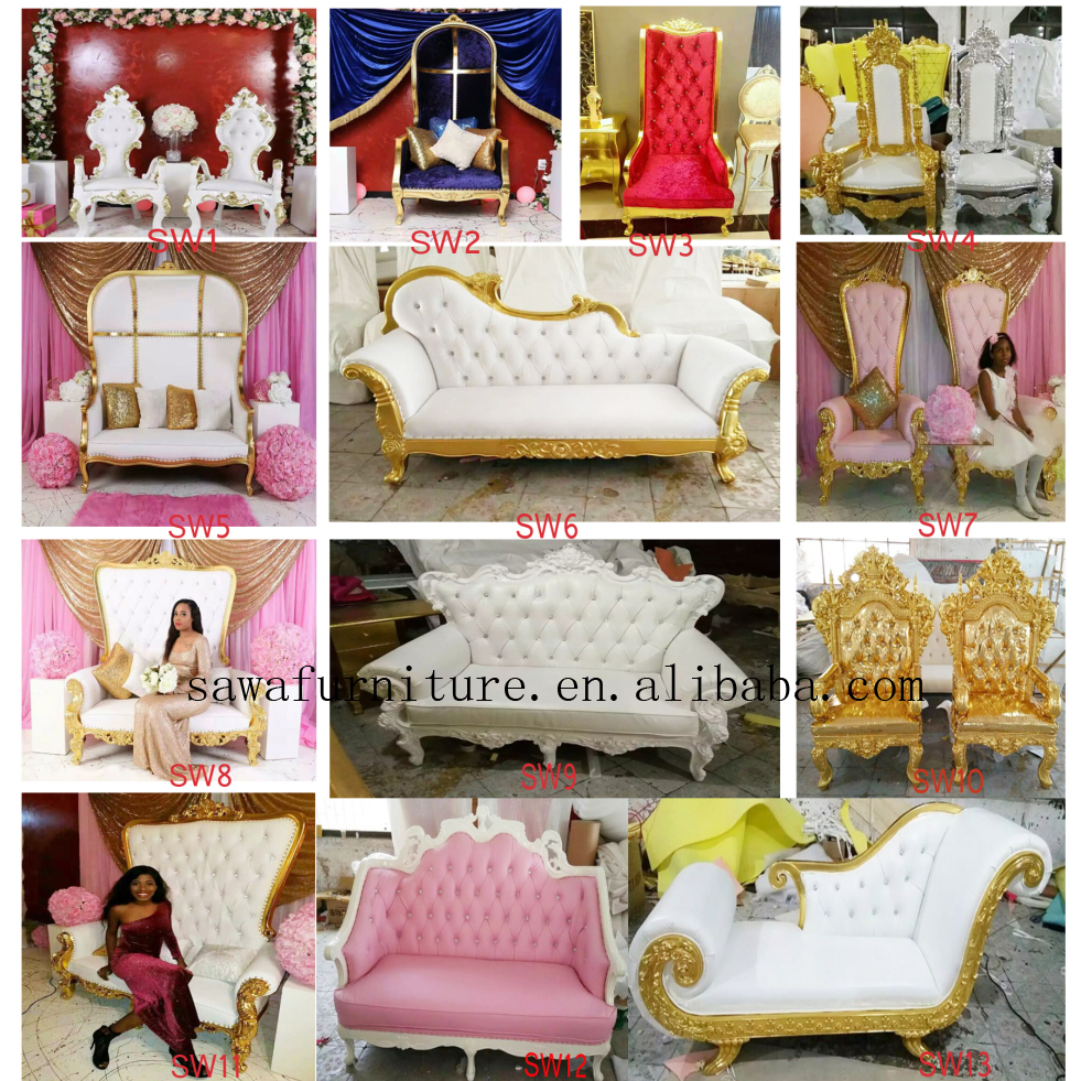 Sofa King Queen Hot Selling Royal Wedding Sofa King And Queen Sofa Chair Buy Classic Royal King Chair Royal Wedding Sofa Queen Throne Chair Product On Alibaba