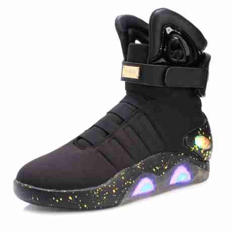 Wholesale Citi Trends Shoes For Men Suitable City Life Fashionable LED Shoes