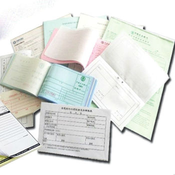 Invoice Copy Book,Hospital Receipt Book,Bill Book Printing - Buy