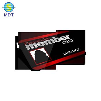 Restaurant Printable Sample Barcode Membership Cards - Buy