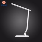 5 Level Dimming Touch Sensor Desk LED Lamp With USB Charging Port