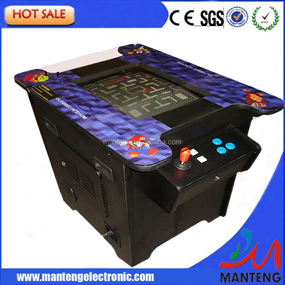 Classic Table Arcade Games High Quality 412 In 1 Cocktail Table Arcade Game Cocktail Table Arcade Game For Sale Classic Game Buy Galaga Arcade Video Game Machine Pac Man Game