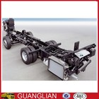 Dongfeng desel engine chassis assembly for heavy duty truck