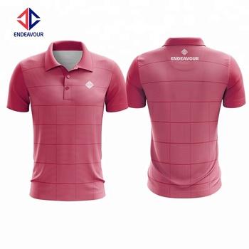 Newest Popular Custom Cute Couple Shirt Design Polo T Shirt - Buy