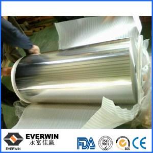 Food Packing Aluminum Foil Silver Aluminum Foil Paper