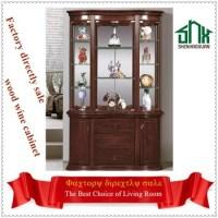 Living Room Furniture Wood Cabinet Corner Wooden Bar ...