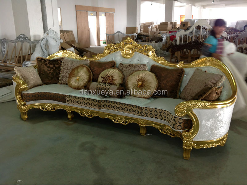 Antique Furniture Sofa Reproduction French Provincial