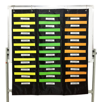 30 Pockets Wall Hanging File Folders Organization Center Pocket - hanging office organization