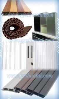 elegant design kitchen cabinet roller shutter for doors ...