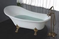Freestanding Japanese Soaking Tub