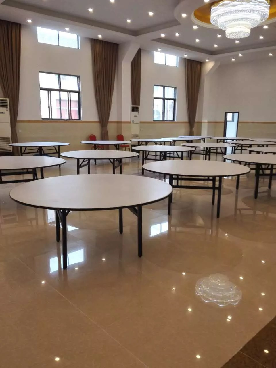 Table Pvc Exterieur Banquet Ronde Table Pliante De Table En Pvc Extérieur De Table De Mariage Buy Table Pliante Table Ronde Table En Pvc Product On Alibaba