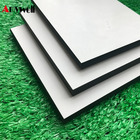 Amywell 2-25mm fireproof solid phenolic resin formica HPL high pressure compact laminate HPL sheet
