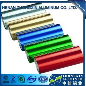 Hot sale lowest price aluminum foil take-out pan/corrugated aluminum foil for sale