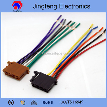 Iso Stereo Wiring Diagram Electronic Schematics collections