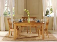 2014 Malaysian Wood Dining Table Sets For Dining Room Is ...