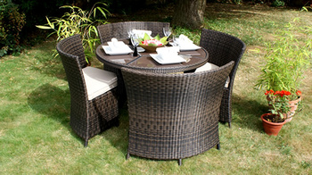 Stackable Tattan Outdoor Wicker Patio Furniture Buy