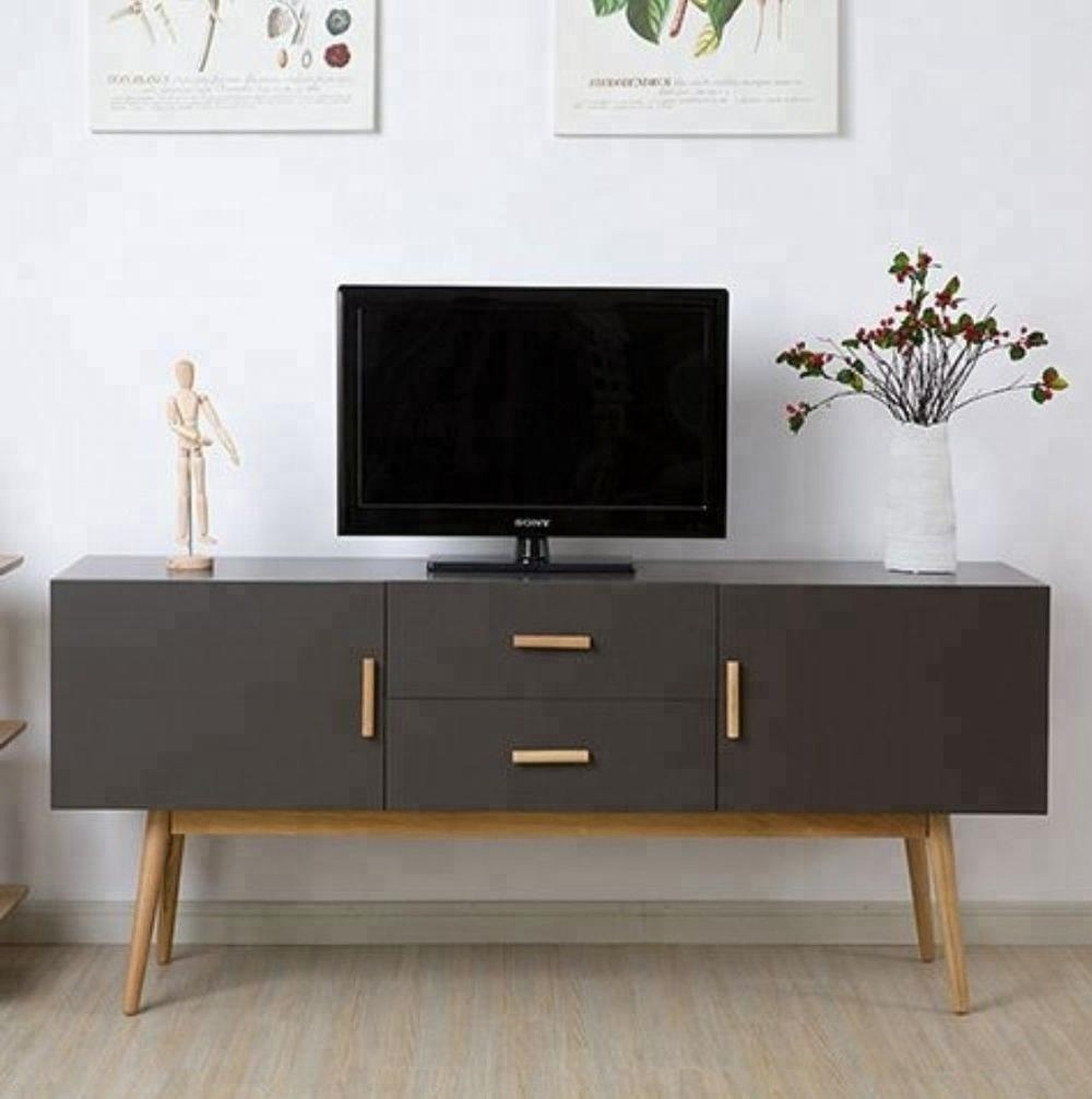 Tv Lowboard Real Cheap Wood Console Tv Unit Lowboard With 2 Door And 2 Drawer View Tv Lowboard Oem Product Details From Wisewell Holdings Limited On Alibaba