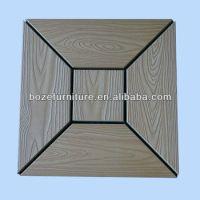 Outdoor Waterproof Wooden Deck Flooring,Plastic Deck Floor ...