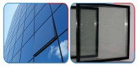 Factory Price Colored Insulated Glass Curtain Wall - Buy ...