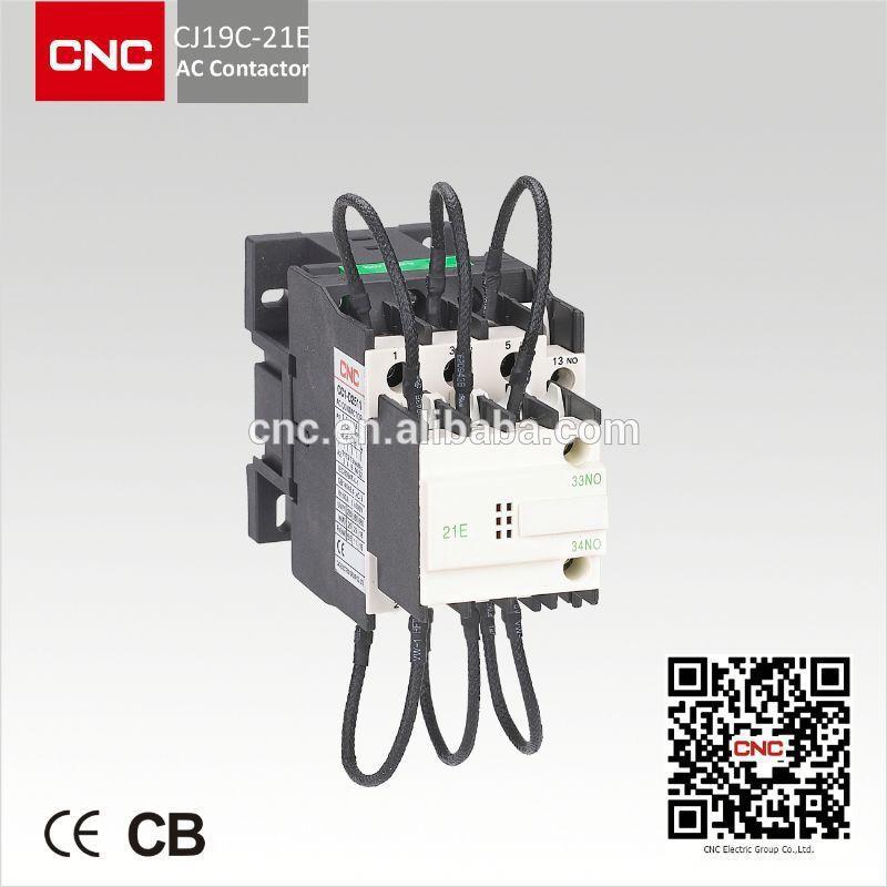 Cnc Ac Contactor 380v Contactor Cj19c Magnetic Contactor Clk-26j-p6 - Buy  Magnetic Contactor Clk-26j-p6,Electrical Contactor,Contactor Product on