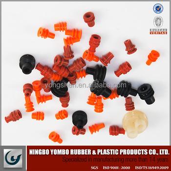 Nonstandard Molded Wire Harness Rubber Grommet - Buy Wire