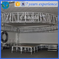Used Aluminum Stage Lighting Truss Equipment For Sale ...
