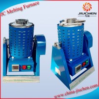 Jc Tilting Rotary Furnace For Lead Melting - Buy Rotary ...
