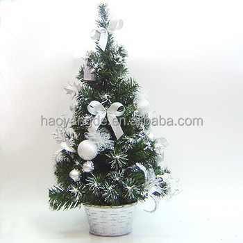 buy small christmas tree - Rainforest Islands Ferry - small decorated christmas trees