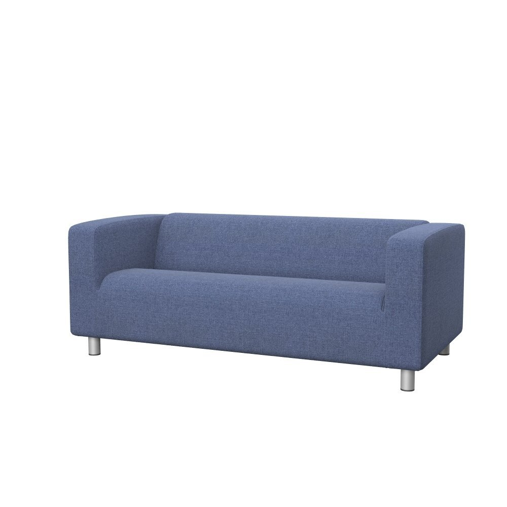 Bettsofa Ikea Blau Buy Soferia Ikea Klippan 2 Seat Sofa Cover Naturel Blue In